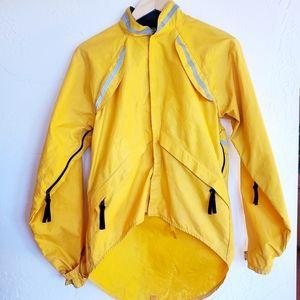 Burley Vintage Biking Hi Visibility Jacket